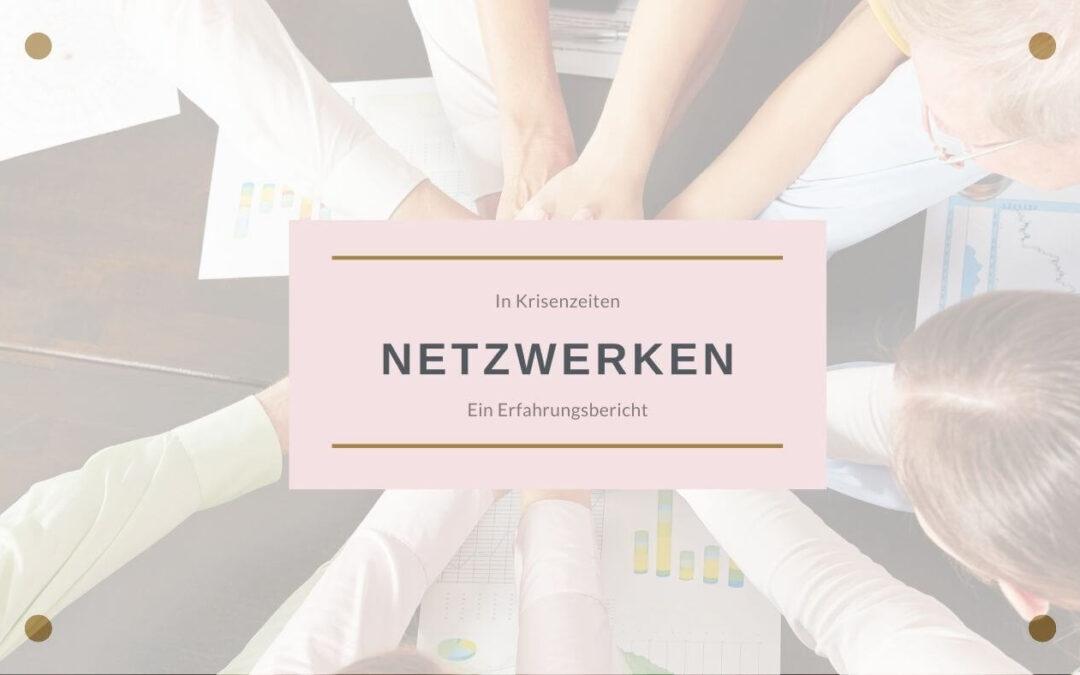 Netzwerken in Krisenzeiten