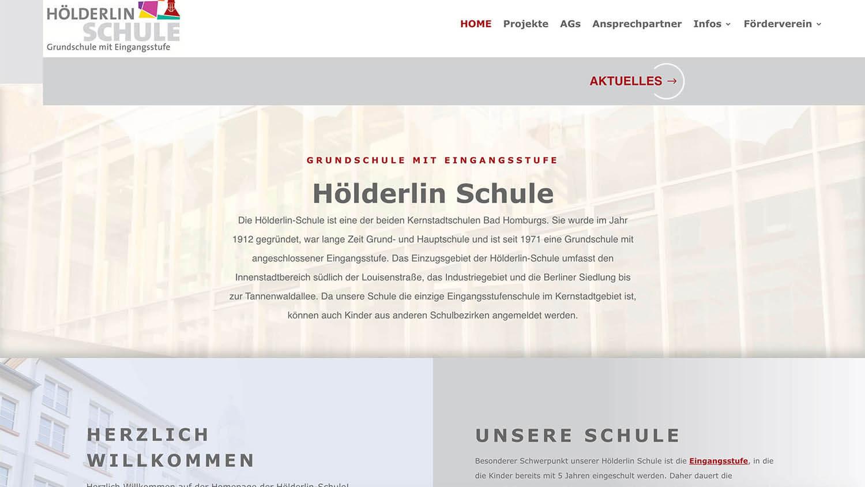 Hölderlin Schule Bad Homburg
