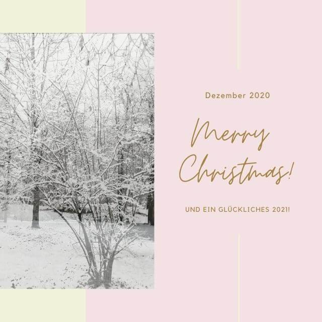 Weihnachtsgrüße und mehr…