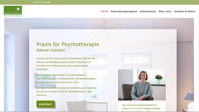psychotherapie Hülsken