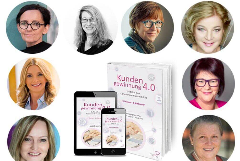 Blogbeitrag zur Veröffentlichung des Buches Kundengewinnung 4.0