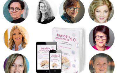 Buchveröffentlichung: Kundengewinnung 4.0